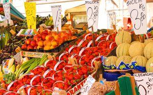 """Coronavirus, Coldiretti: """"Da mercato Fondi ortofrutta per 4milioni di italiani"""""""