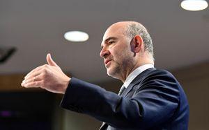 """ESM, Gualtieri difende la riforma. Moscovici: """"Favorevole per l"""
