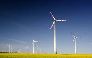 Eni apre un parco eolico da 48 MW in Kazakhstan
