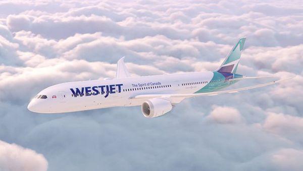 Fiumicino, WestJet: al via volo non-stop Roma Fiumicino - Calgary