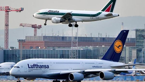 Per Alitalia torna in gioco Lufthansa