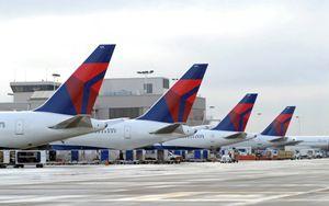Coronavirus, anche Delta Air Lines sospende il suo volo New York-Milano Malpensa