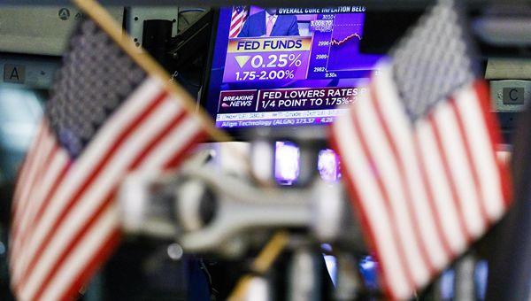 Wall Street in lieve rialzo dopo la Fed