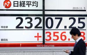 Borsa di Tokyo chiude in rosso. Ancora realizzi in Asia