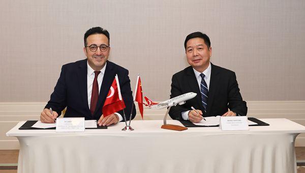 Turkish Airlines volerà verso Xi'an in Cina