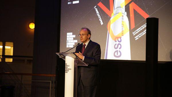 Il lanciatore Vega ospite fisso al museo della scienza e della tecnica di Milano