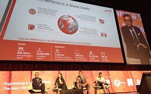 """Salini Impregilo alla WEC 2019: """"Puntare su sostenibilità"""""""