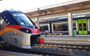 FS Italiane, Trenitalia consegna alla Sicilia cinque treni Pop