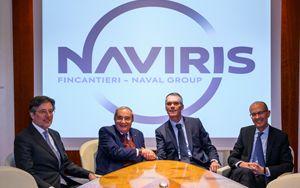 Fincantieri: al via Naviris, pienamente operativa JV con Naval