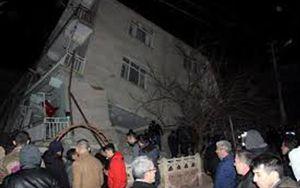 Turchia, 29 vittime per il terremoto e 40 persone estratte vive dalle macerie
