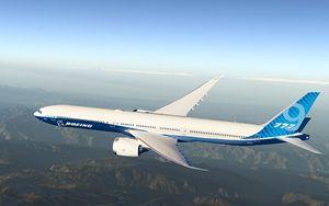 Primo volo del Boeing 777X