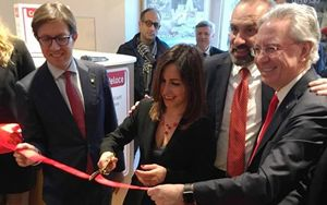 Firenze, restyling per la filiale UniCredit in piazza Beccaria