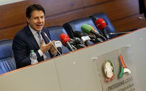 """Coronavirus, Conte annuncia nuovo Decreto: """"Io resto a casa"""", tutta Italia area protetta"""