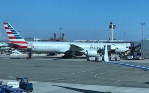 Coronavirus, American Airlines stop a voli Usa-Milano