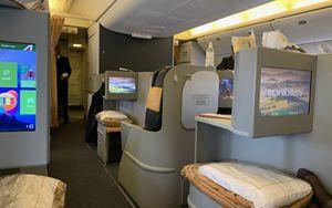 Coronavirus, Alitalia: obbligo di mascherine a bordo anche per i passeggeri