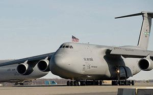 Coronavirus, kit per 500mila tamponi da Italia a Stati Uniti con volo militare Usaf