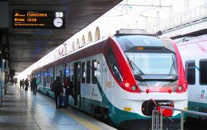 """Trenitalia, sospeso anche """"Leonardo Express"""" Roma Termini-Fiumicino Aeroporto"""