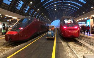 """Italo """"riprende"""" le corse AV sulla Torino-Salerno dal 21 maggio"""