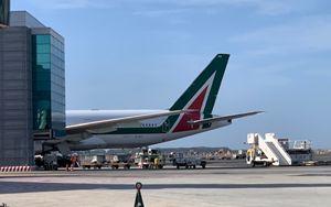 Aeroporto Fiumicino, in 24 ore 86 movimenti aerei di cui 79 Alitalia