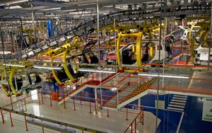 Gran Bretagna, stabili i prezzi delle fabbriche a luglio