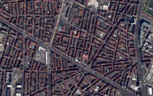 Coronavirus, mappe satellitari per attività Protezione Civile