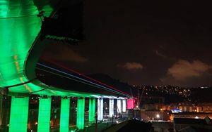 Salini Impregilo e Fincantieri in soli 10 mesi completano nuovo Ponte Genova