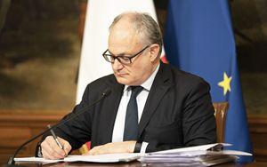 Nadef, Gualtieri: sarà approvata questa sera dal Consiglio dei Ministri