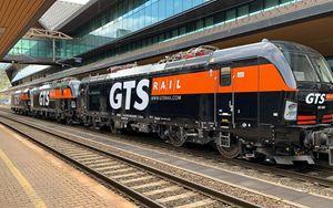 GTS RAIL, tre nuovi locomotori per potenziamento servizi cargo