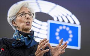 """Lagarde: """"Bce continuerà a fare tutto il necessario"""""""