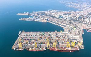Porto di Trieste, il MIT nomina Mario Sommariva Commissario