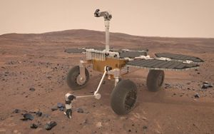 Ad Airbus lo studio per il Sample Fetch Rover marziano