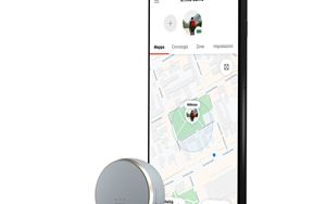 Vodafone lancia Curve, nuovo smart GPS tracker