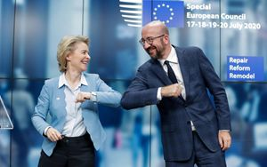 Goldman Sachs plaude ad accordo UE su Recovery fund