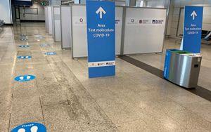 Fiumicino e Ciampino, allestite sale per test Covid agli arrivi da Croazia, Grecia, Malta, Spagna