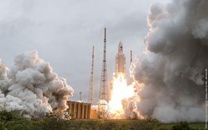 Terzo lancio di successo di Ariane 5 nel 2020