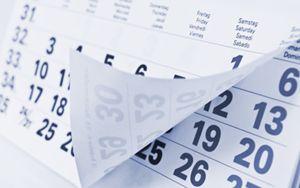 Appuntamenti e scadenze del 25 dicembre 2019