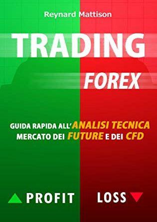 FOREX DI TRADING: Trading online: Guida rapida all'analisi tecnica, al mercato dei Future e dei CFD Ed. 2019