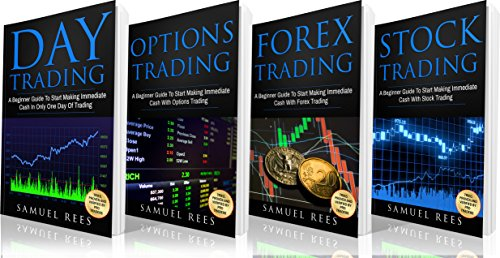 TRADING: THE BEGINNERS BIBLE: Day Trading + Trading di opzioni + Forex trading + Stock Trading Guide per principianti per iniziare rapidamente e fare soldi immediati con il trading (edizione inglese)