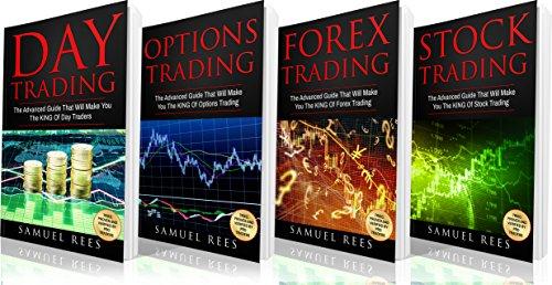 TRADING: LA GUIDA AVANZATA: Day Trading + Trading di opzioni + Forex trading + Stock trading Guide avanzate che ti renderanno il RE del trading (edizione inglese)