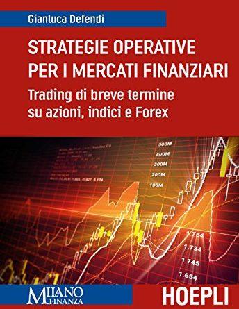 Strategie operative per i mercati finanziari: negoziazione di breve termine su azioni, indici e Forex