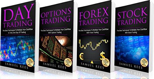 TRADING: LE MIGLIORI TECNICHE BIBBIE: Day Trading + Trading di opzioni + Forex trading + Stock trading Migliori tecniche per fare soldi immediati con il trading (edizione inglese)