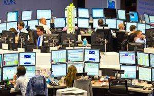Eurozona, indice Sentix su fiducia operatori crolla a marzo