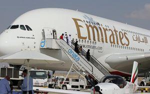 Emirates, dal 15 luglio tornano i voli su Roma
