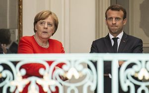 Piano Merkel-Macron: Austria annuncia controproposta