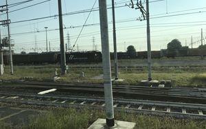 Maltempo Lazio, Roma-Firenze: circolazione fortemente rallentata tra Capena e Gallese